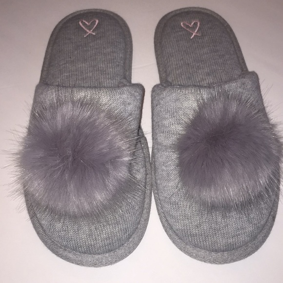 Victoria's Secret Shoes - NWOT Victoria Secret limited edition slippers